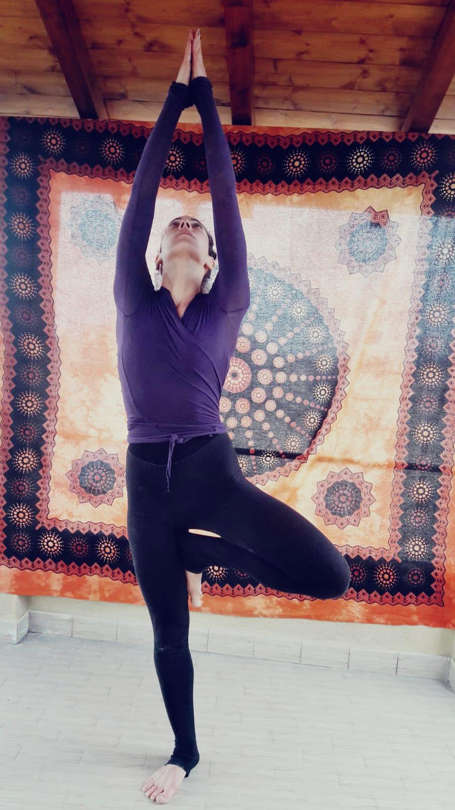 yoga dinamico sara